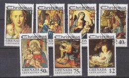 PGL DD045 - GRENADA GRENADINES Yv N°116/22 NOEL CHRISTMAS - Grenada (1974-...)