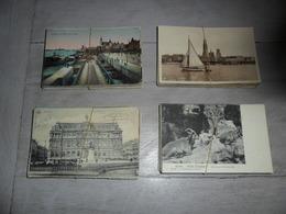 Grand Lot De 200 Cartes Postales De Belgique Anvers    Groot Lot Van 200 Postkaarten België Antwerpen - Cartes Postales