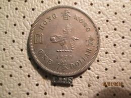HONG KONG 1 Dollar 1970 - Hong Kong