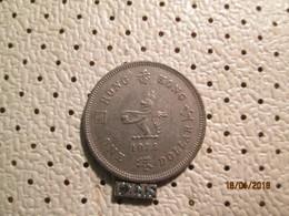 HONG KONG 1 Dollar 1978 - Hong Kong