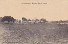 Plaine Des Bambous - Saint Laurent Du Maroni (marché Couvert Au Centre) - Pas Circulé - Saint Laurent Du Maroni