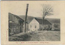 Vosges : Anould, La Montée Du Plafond, Auberge Stiker - Anould