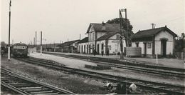 Vosges : Rambervilliers, La Gare - Rambervillers