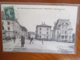 Morteau Rue De La Gare - France
