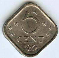 Antilles Neérlandaises Netherlands Antilles 5 Cents 1979 KM 13 - Netherland Antilles