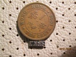 HONG KONG 10 Cents 1965 - Hong Kong