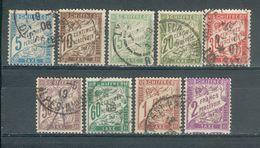 FRANCE ; Taxes ; 1893-1935 ; Type I ; Lot : 05 ; Oblitéré - 1859-1955 Oblitérés