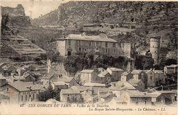 - La Roque Sainte-Margueritte -1937- Le Château - France
