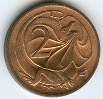Australie Australia 2 Cents 1979 KM 63 - Monnaie Décimale (1966-...)