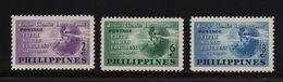 Philippinas 1950, Minrs 501-503, MNH - Philippines