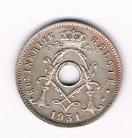 5 CENTIMES  1831 VL   BELGIE /134G/ - 1909-1934: Albert I