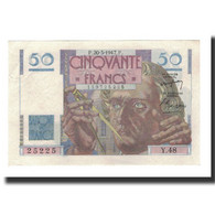 France, 50 Francs, 1947-03-20, KM:127b, SUP+, Fayette:20.7 - 1871-1952 Circulated During XXth