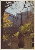 Indiana University, Bloomington, Old Tombstones, 1984 Used Postcard [20835] - Bloomington