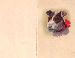 "07257 ""CALENDARIETTO 1953 - CANE FOX TERRIER"" - Calendriers"