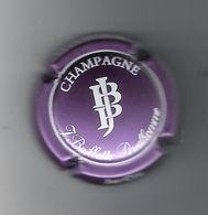 CAPSULE  DE  CHAMPAGNE  /  J. BAILLETTE - PRUDHOMME  ( JBP ) , 1er  Cru  /  MAUVE  Et  BLANC - Autres