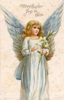 """May Easter Joys Be Thine ."""" Voir Photo """"     ( état ) - Religion & Esotérisme"""