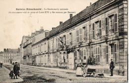 51. Sainte Menehould. La Gendarmerie Nationale - Sainte-Menehould