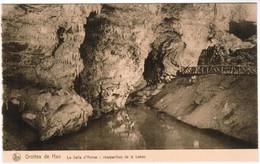 Grottes De Han, La Salle D'Armes, Réapparition De La Lesse (pk41507) - Rochefort