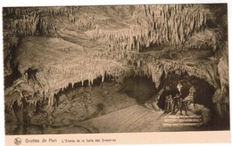 Grottes De Han, L'entrée De La Salle Des Draperies (pk41509) - Rochefort