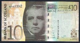 Scotland - 10 Pounds 2009 - Bank Of Scotland - P125 - [ 3] Scotland