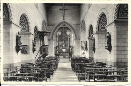 HELECINE - NEERHEYLISSEM - Religion (1357) : Intérieur De L'Eglise. CPA. - Hélécine