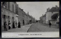 LA CHAPELLE LA REINE 77 - Rue De L'Hôtel De Ville - La Chapelle La Reine