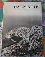 Dalmati 144 Photographies D  Emmanuel Boudot- Lamotte Ed.P.Hartmann 1938 Broché BE - Tourism