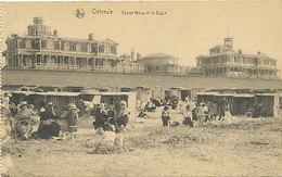 Ostende - Chalet Royal Et La Digue - 1921 - Oostende
