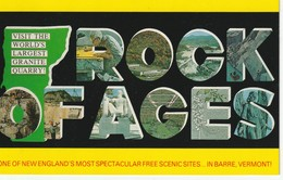 Rock Of Ages, World's Largest Granite Quarry In Barre, Vermont - Barre