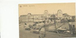 Ostende - Gare Maritime - 1921 - Oostende