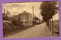 Belgique Merlemont La Dolomie Matissen Et La Rue De La Gare 1949 - Belgique