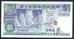 Singapore - 1 Dollar 1987 - P18a - Singapore