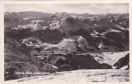 Säntis - Blick Gegen Süden (46) * 27. 2. 1933 - AI Appenzell Innerrhoden