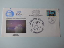 Enveloppe  Avec Dessin De Paul Emile  Victor - 1952-.... Reign Of Elizabeth II