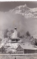 Glarus - Burgkapelle Mit Wiggis (1587) * 7. 2. 1953 - GL Glarus
