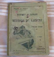 Exercices De Langage Et Méthode De Lecture Premier Livret 6è Ed. Delage & Vernay  Lib.Vuibert - 6-12 Years Old