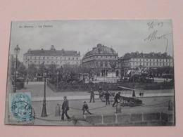 Le Théâtre () Anno 1903 ( Voir Photo Svp ) ! - Le Havre