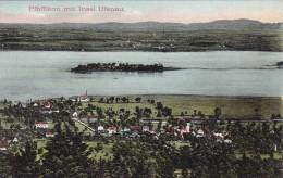 Pfäffikon Mit Insel Ufenau (29718) - SZ Schwyz