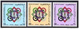 Kuwait Koweit 1072/74 Palestine - Kuwait