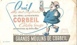 BUVARD PATES CORBEIL CORDON ROUGE - Food