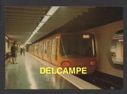 DF / TRANSPORTS / CHEMIN DE FER / METRO / LE METRO DE LYON STATION HÔTEL DE VILLE - Metro