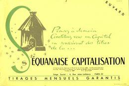 BUVARD SEQUANAISE CAPITALISATION - Bank & Insurance
