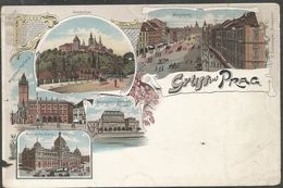 PRAG CZECH REPUBLIC, PC, Uncirculated - Czech Republic