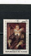 TCHAD - Y&T N° 351° - Rubens - Anne D'Autriche - Chad (1960-...)
