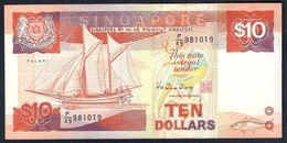 Singapore - 10 Dollars 1988 - P20 - Singapore