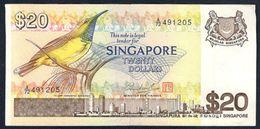 Singapore - 20 Dollars 1979 - P12 - Singapore