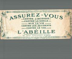 BUVARD ASSURANCE L'ABEILLE - Bank & Insurance