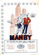 BUVARD  LES VETEMENTS MANBY A PARIS SIGNE PIERRE LEVEE - Textile & Clothing