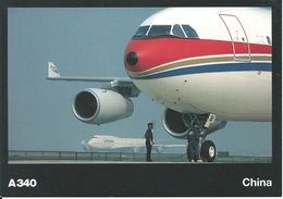China Eastern Airlines - Airbus A-340 (Airbus Issue) - 1946-....: Moderne