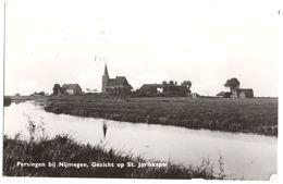 Persingen Bij Nijmegen - Gezicht Op St. Joriskapel - Nijmegen
